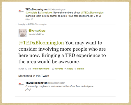 TEDx Bloomington